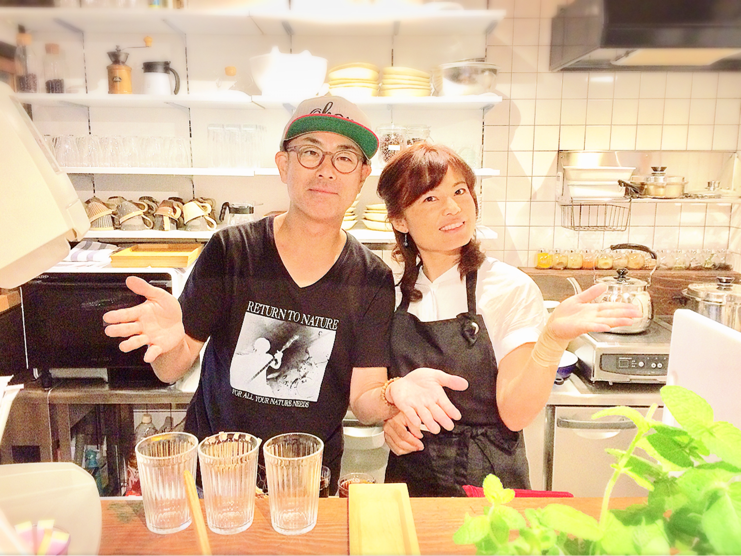 ☆祝☆ゆくるカフェオープン!