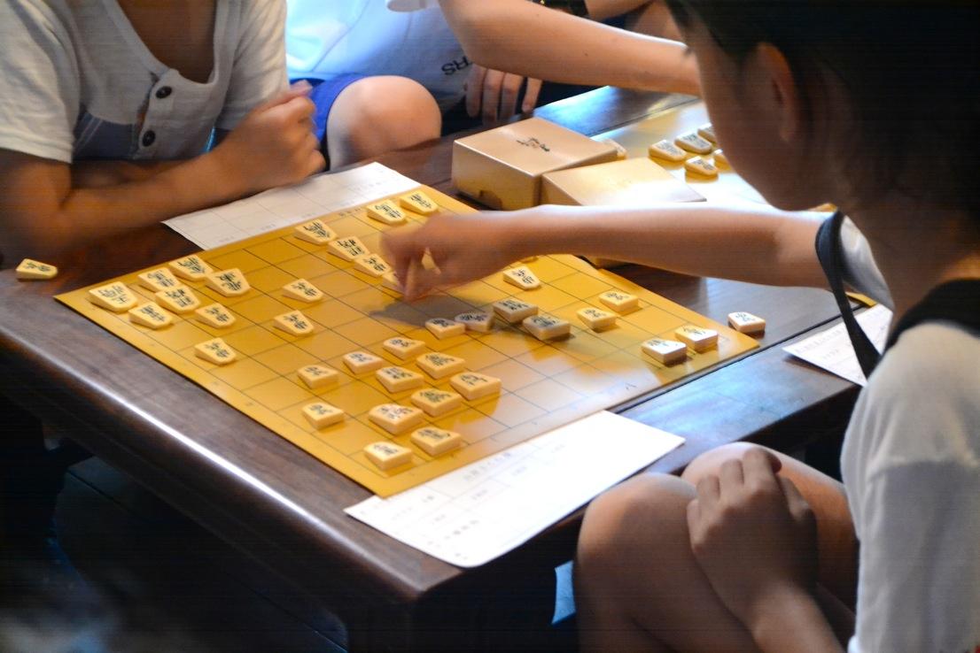 白熱!第1回やまんねき将棋大会