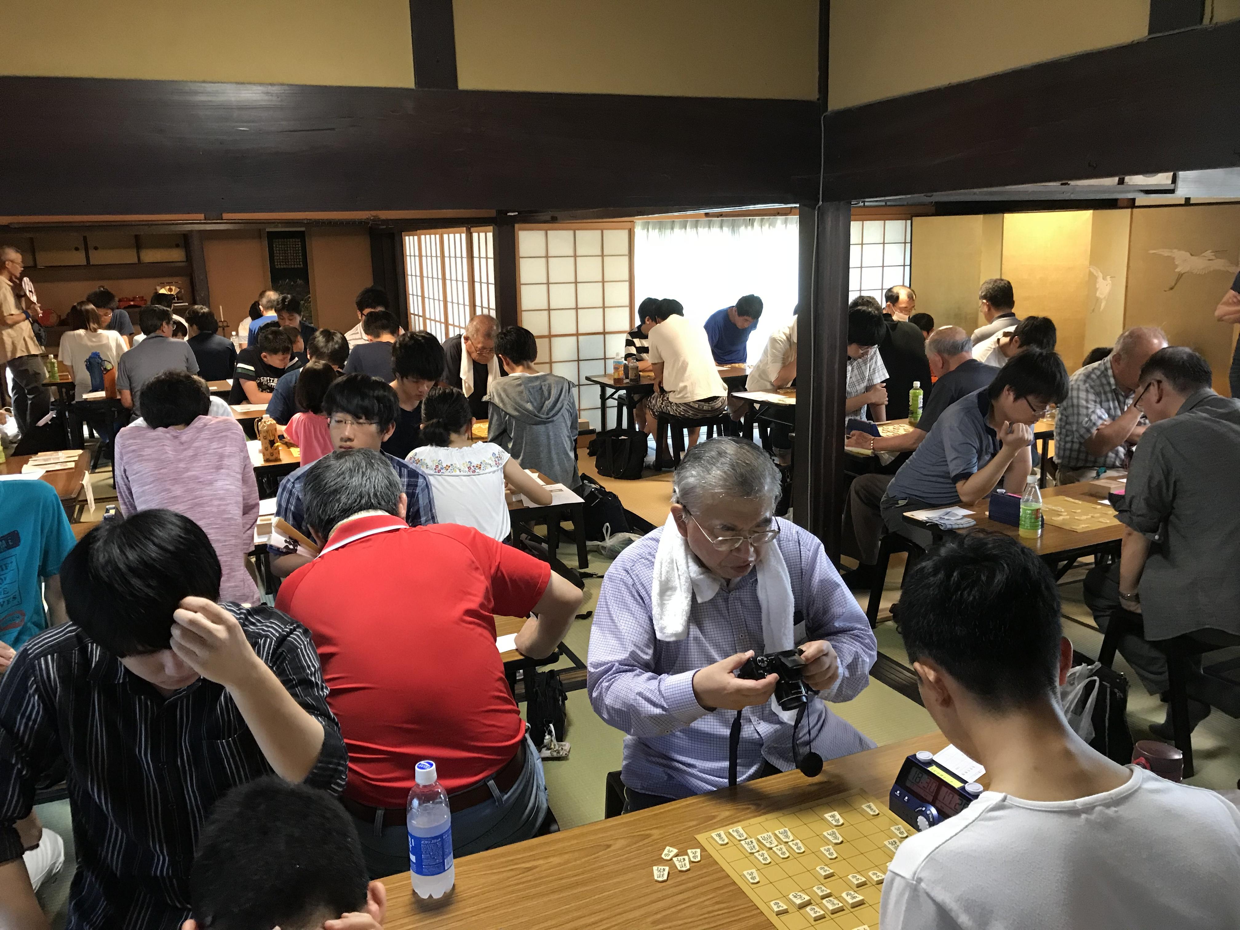 第一回やまんねき将棋大会