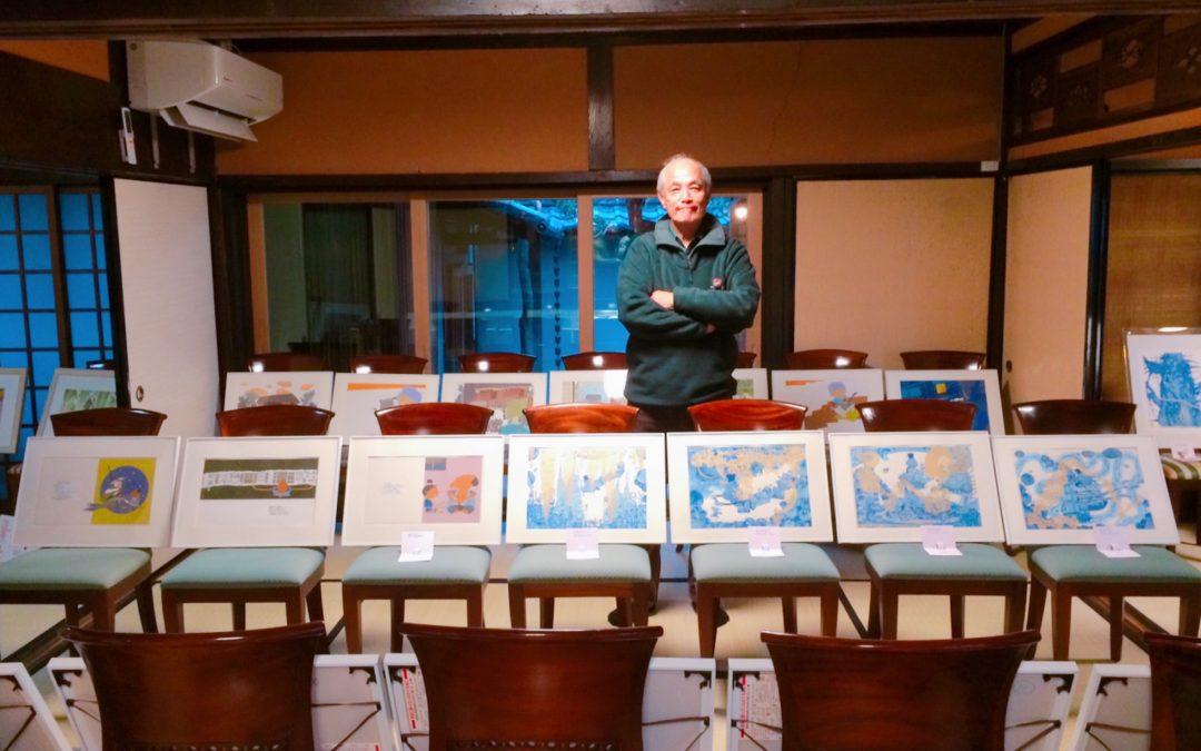 作品とステージの調和。木虎徹雄 個展『1+1+1』