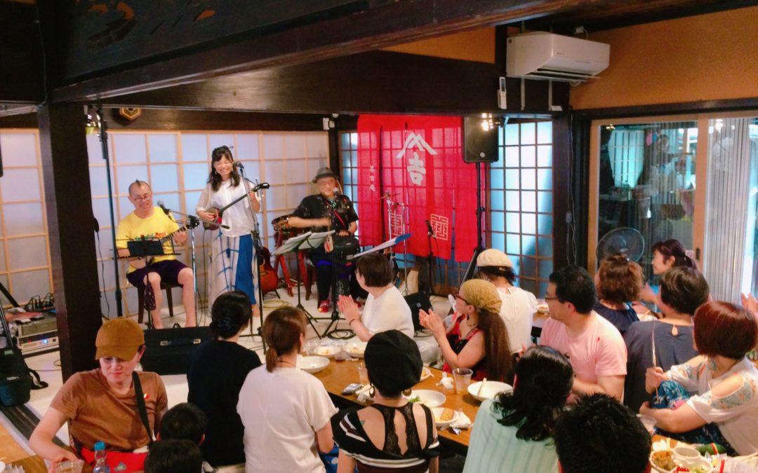 祝☆ゆくるカフェ一周年祭