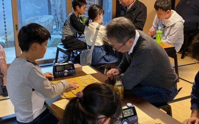 11月17日は将棋の日!第5回やまんねき将棋大会